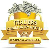 exness_Traders Community Battle 22